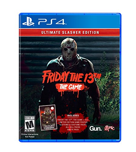 Friday the 13th: The Game Game | PS4 - PlayStation