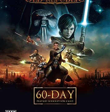 Star Wars: The Old Republic - 60 Day Prepaid Subscription Game Time